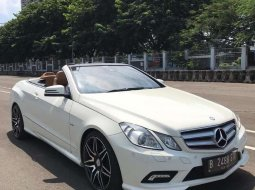 Jual Mercedes-Benz E-Class E250 2011 harga murah di DKI Jakarta
