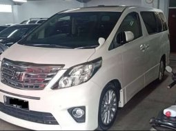 Jual Toyota Alphard SC 2012 harga murah di Jawa Barat