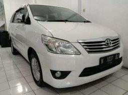Jawa Timur, Toyota Kijang Innova 2.5 G 2012 kondisi terawat