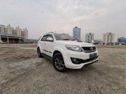 Jual mobil bekas murah Toyota Fortuner TRD 2014 di DKI Jakarta