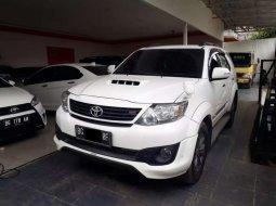 Toyota Fortuner 2015 Sumatra Selatan dijual dengan harga termurah