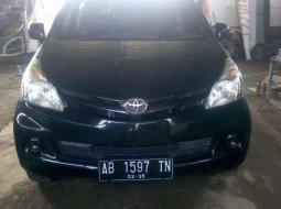 DIY Yogyakarta, Toyota Avanza G 2014 kondisi terawat