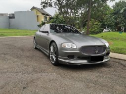 Dijual mobil Maserati Quattroporte V8 4.2 AT 2004 Pemakai 007 Istimewa di Bogor
