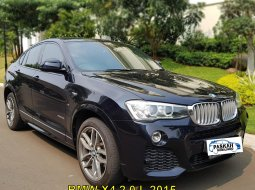 Dijual mobil bekas BMW X4 xDrive28i xLine 2015 di Tangerang Selatan