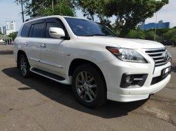 Dijual cepat Lexus LX 570 2012 bekas, DKI Jakarta