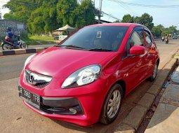 Jual Mobil Bekas Honda Brio E 2016 di Bogor