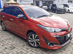 Jual Mobil Bekas Toyota Yaris TRD Sportivo 2018 di DKI Jakarta