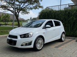 Dijual mobil bekas Chevrolet Aveo LS 2012 di Jawa Barat