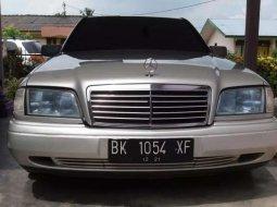 Jual Mercedes-Benz C-Class C200 1995 harga murah di Sumatra Utara