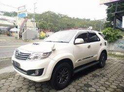 Jual mobil Toyota Fortuner G 4x4 VNT 2014 bekas, DIY Yogyakarta