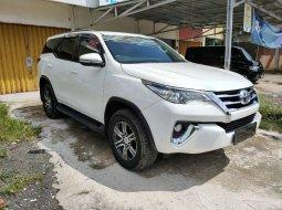 Jual mobil bekas murah Toyota Fortuner G 2017 di Sumatra Selatan
