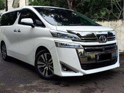 Jual Toyota Vellfire G 2019 harga murah di DKI Jakarta