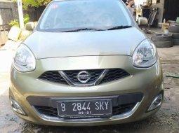 Mobil Nissan March 2016 1.5L terbaik di DKI Jakarta