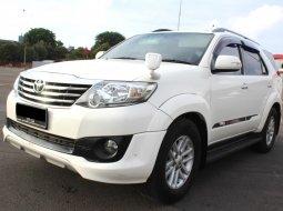 Jual Mobil Toyota Fortuner G TRD 2012 Bekas di DKI Jakarta
