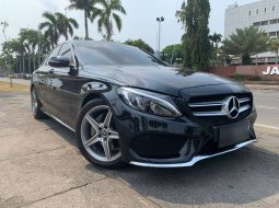 Jual Mercedes-Benz C-Class C200 2018 harga murah di DKI Jakarta