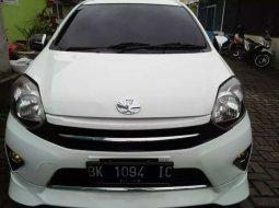 Jual Toyota Agya TRD Sportivo 2014 harga murah di Sumatra Utara