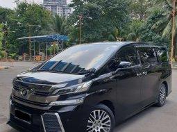 Mobil Toyota Vellfire 2015 ZG terbaik di DKI Jakarta