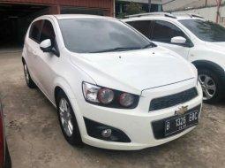 Dijual cepat Chevrolet Aveo LT 2014 Bekasi