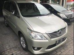 Dijual Cepat Toyota Kijang Innova 2.0 G 2012 di Bali