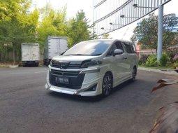 Jual mobil bekas murah Toyota Vellfire G Limited 2019 di DKI Jakarta