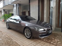 Dijual Cepat BMW 6 Series 640i Grancoupe 2013 di DKI Jakarta