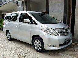 Dijual Cepat Toyota Alphard 3.5 Q 2011 di DKI Jakarta