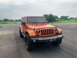 Jual Jeep Wrangler Sahara Unlimited 2011 harga murah di Jawa Timur