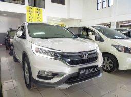 Dijual Cepat Honda CR-V 2.0 i-VTEC 2016 Putih di Jawa Timur