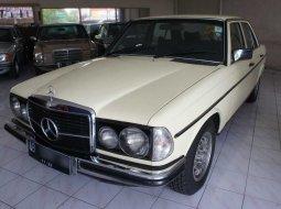 "Dijual [Harga Corona] Mercedes Benz ""Tiger"" 280 W123 thn 1979 area Kulon Progo, DIY Yogyakarta"