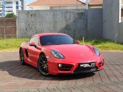 Dijual cepat Porsche Cayman 981 2.7L 2013 di Jawa Timur