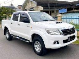 Dijual Cepat Toyota Hilux D Cab 2013 di Sumatra Selatan