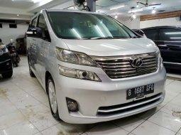 Toyota Vellfire 2009 DKI Jakarta dijual dengan harga termurah