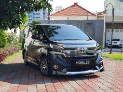 Jual Mobil Bekas Toyota Vellfire G Limited 2017