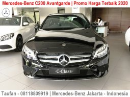 Promo Terbaru Mercedes-Benz C200 Avantgarde 2019 Hitam Ready Stock