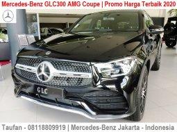 Promo Terbaru Mercedes-Benz GLC300 Coupe AMG 2020 Ready Stock