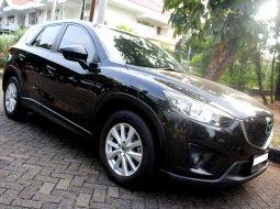 Jual Cepat Mobil Mazda CX-5 Sport A/T 2012 Hitam di DKI Jakarta
