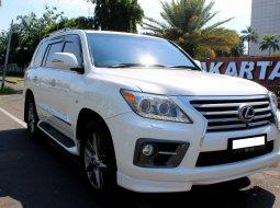 Jual Mobil Lexus LX 570 2012 di DKI Jakarta