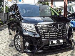 Dijual cepat mobil Toyota Alphard G 2016 di DKI Jakarta