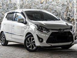 Dijual cepat mobil Toyota Agya G 2017 di DKI Jakarta