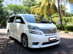 Dijual Mobil Toyota Vellfire Z 2011 Putih di DKI Jakarta