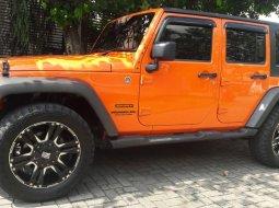 Dijual Cepat Jeep Wrangler Rubicon Sport CRD Unlimited 2013 di DIY Yogyakarta