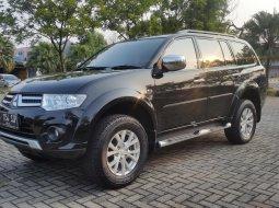 Jual Mobil Bekas Mitsubishi Pajero Sport 2.5 Exceed AT Black On Beige 2015 di Bekasi