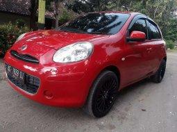 Jual mobil Nissan March 1.2 Manual 2012 bekas, Jawa Timur