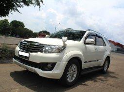 Jual Mobil Bekas Toyota Fortuner G TRD Diesel 2012 di DKI Jakarta