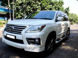 Jual Mobil Bekas Lexus LX 570 AT 2012 di DKI Jakarta
