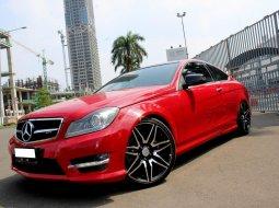 Jual Mobil Bekas Mercedes-Benz C-Class 250 Coupe 2012 di DKI Jakarta
