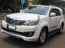 Jual mobil bekas Toyota Fortuner G TRD 2012 di DKI Jakarta