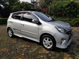 Dijual cepat Toyota Agya 1.0 G MT TRD Sportivo 2016, Tangerang Selatan