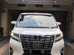 Dijual Mobil Toyota Alphard G 2016 Putih di DKI Jakarta