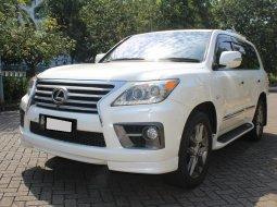 Jual cepat mobil Lexus LX 570 2012 di DKI Jakarta